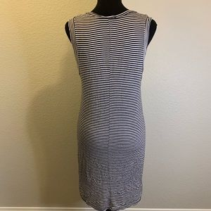Poetry Dresses - 🎃3for25🎃 Poetry black and white strip dress